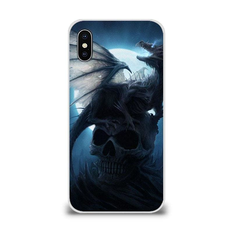Coque Samsung Dragon Pleine Lune J1 2016 | Dragonance