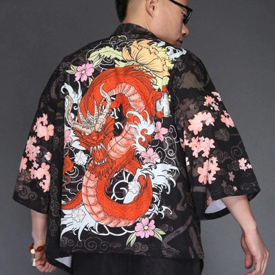 Kimono Dragon Traditionnel | Dragonance