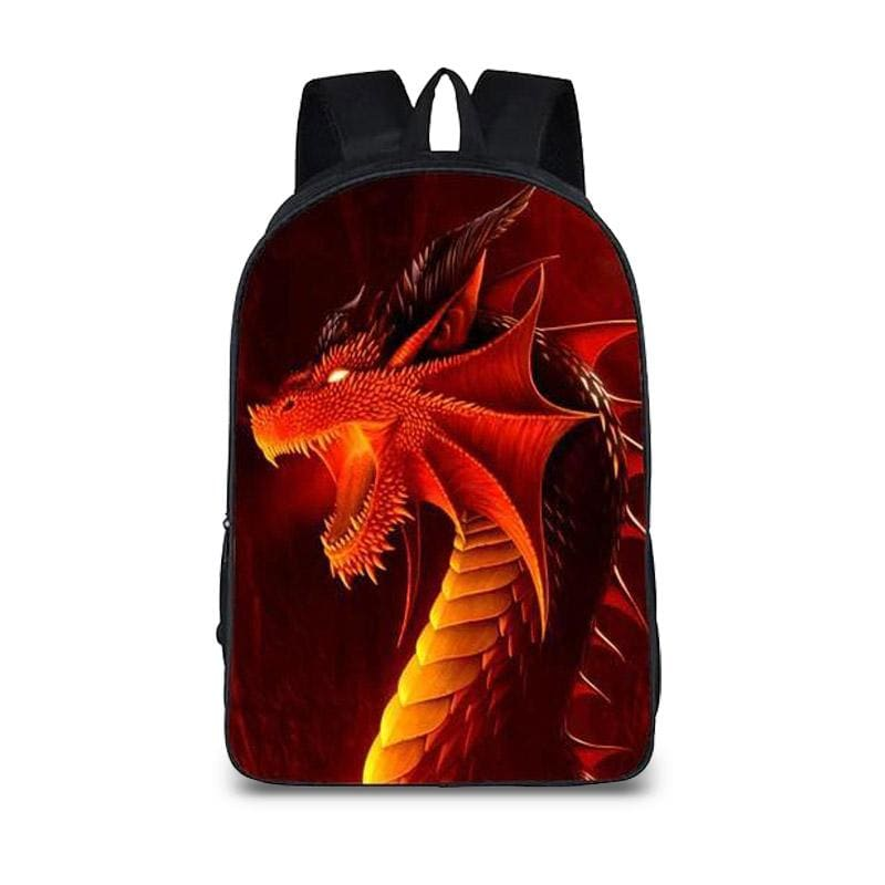 Sac à Dos Dragon Rouge | Dragonance