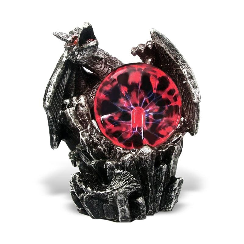 Statue Dragon Saurien (Plasma) | Dragonance