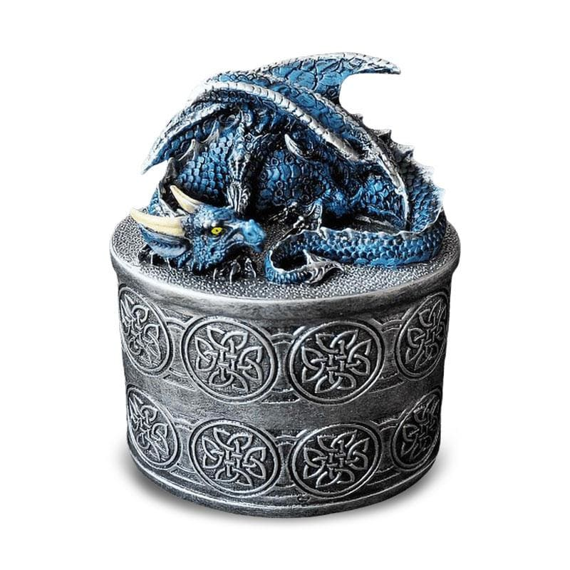 Tirelire Dragon Bleu | Dragonance