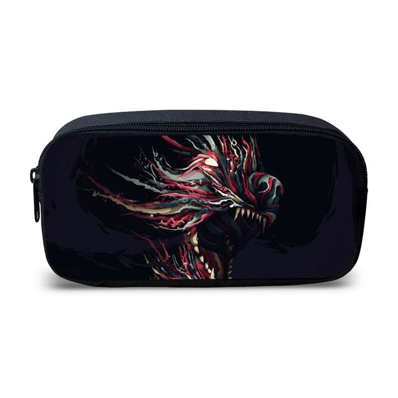 Trousse Dragon Loup | Dragonance