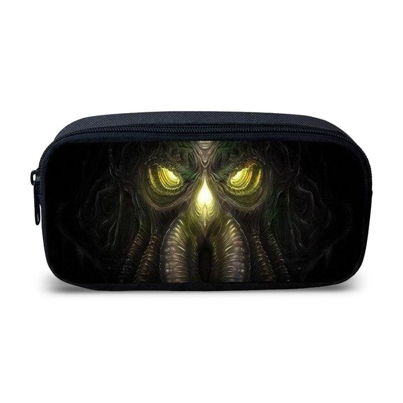 Trousse Dragon Poulpe Vert | Dragonance