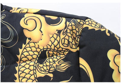Veste Dragon Polaire | Dragonance