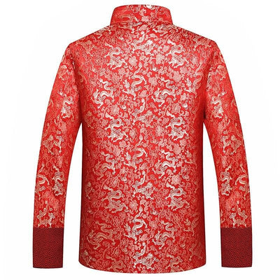 Veste Dragon Traditionnel Chinois | Dragonance