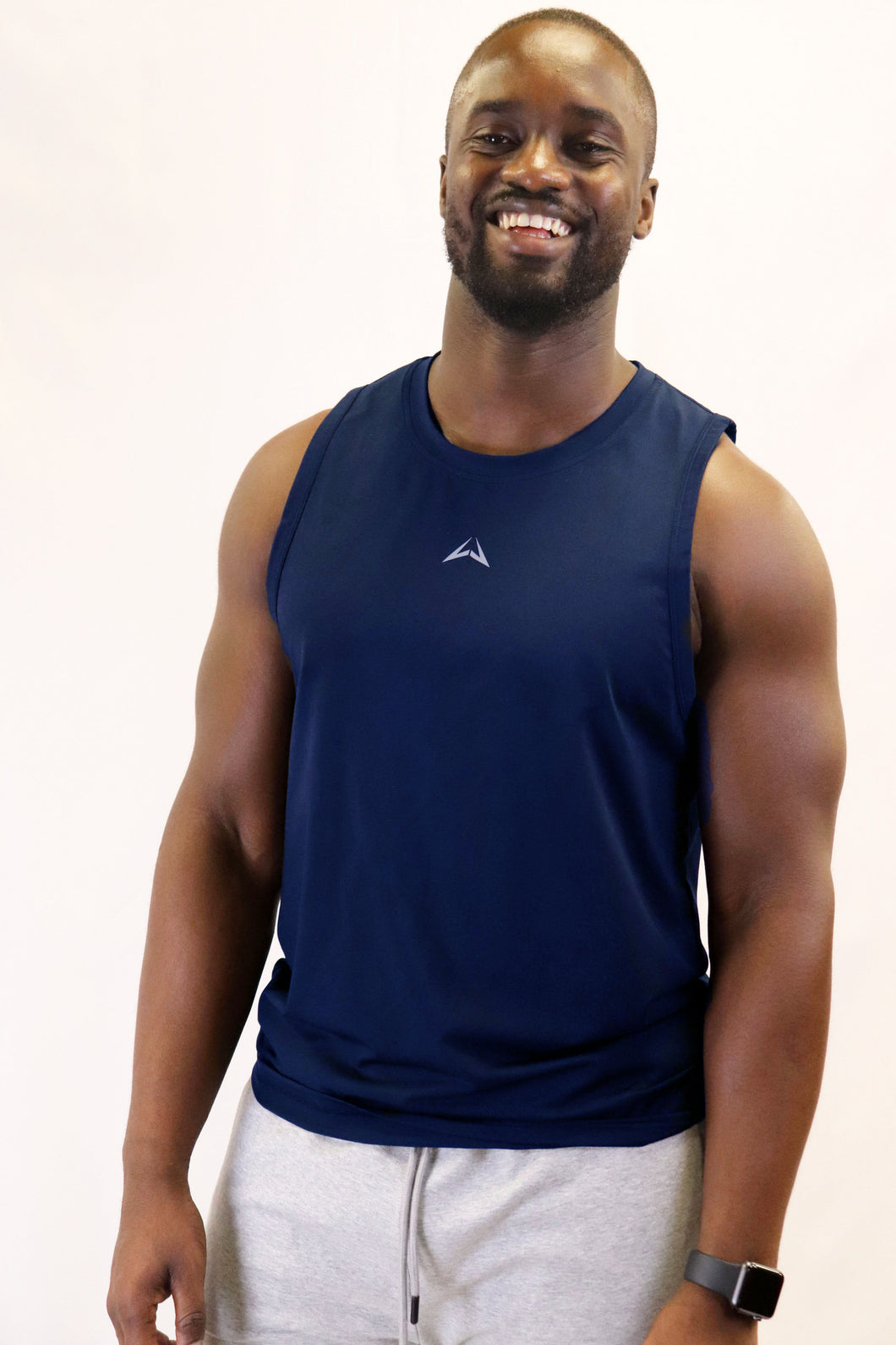 Performance Tank - Navy
