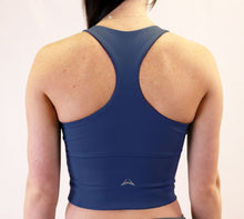 Load image into Gallery viewer, The Aspire Bra - royal blue
