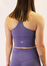Load image into Gallery viewer, The Aspire Bra - concord purple