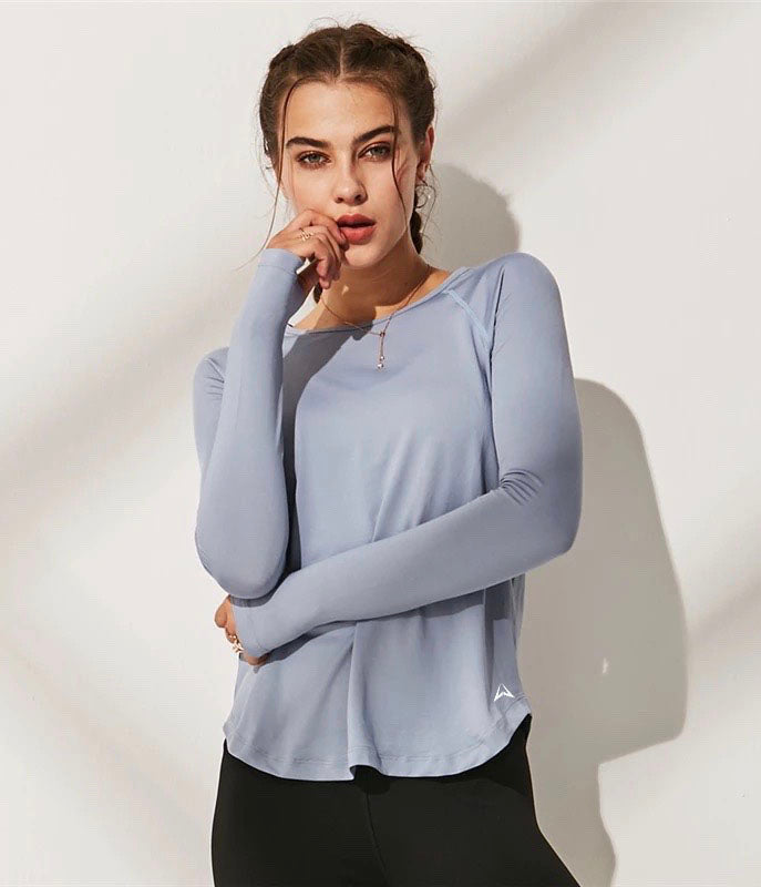 The Motion Top - blue