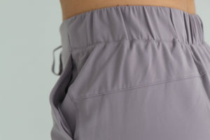 Zero Gravity Shorts - grey dawn