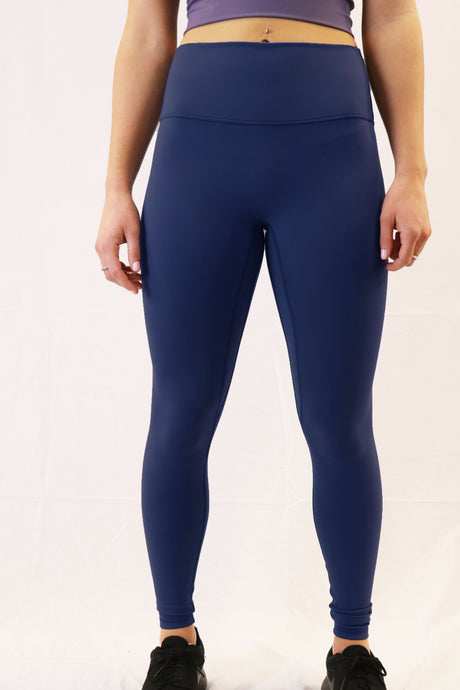 The Aspire Legging - royal blue
