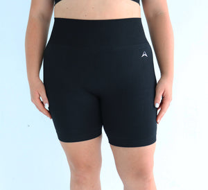 Gravity Biker Shorts - midnight
