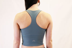 The Aspire Bra - eco green