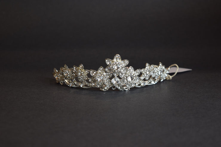 A106 Jeweled Star Tiara