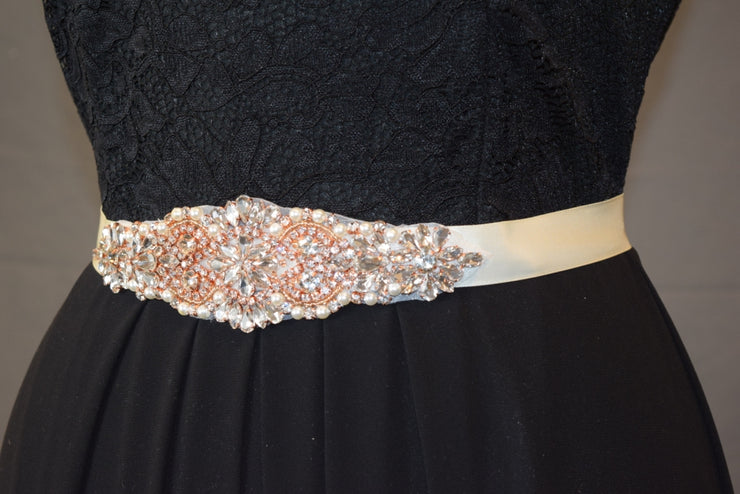 A122 Beautiful Statement Sash Belt