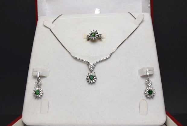 A198 3-Piece Jewelry Set