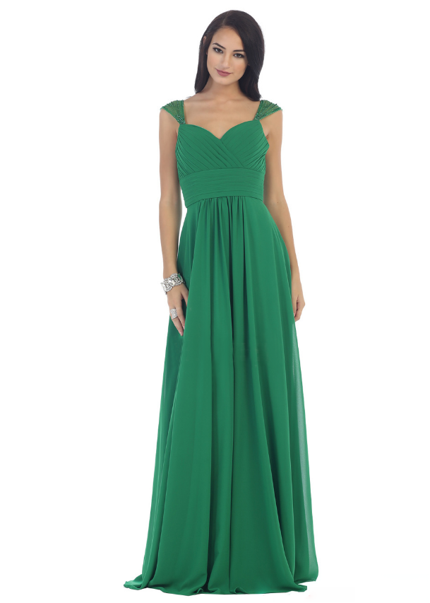 Emerald floor-length Maxi in Edmonton