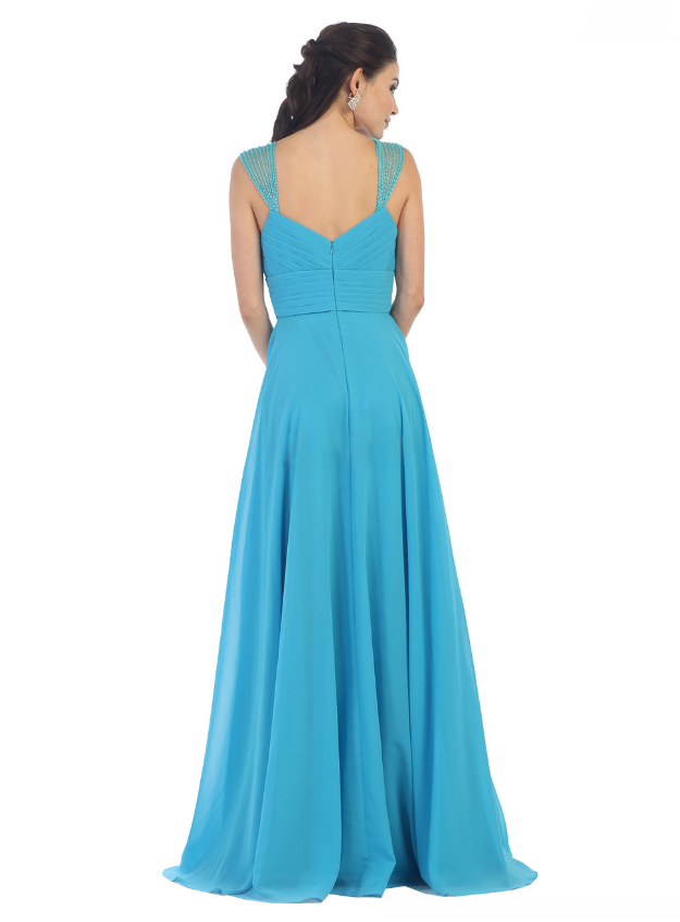 blue Gown for Formal in Edmonton