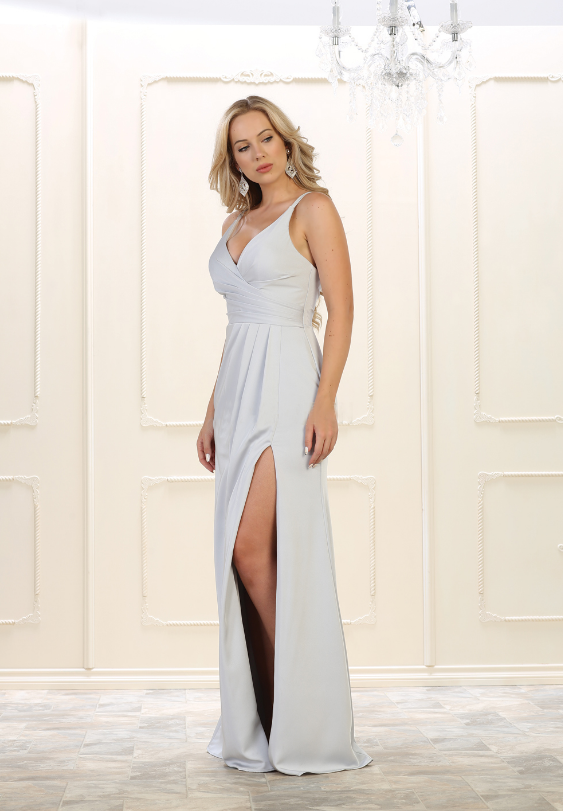 Sexy long dress for wedding