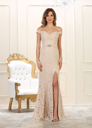 Sara's Fashion Floor-Length gown for Bridesmaid in Canada
