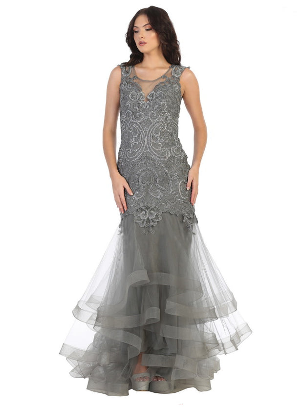Size 18 Gowns Women's Dresses: Women's Plus - Sara's Fashion