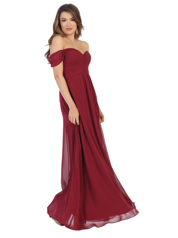 Sara's Fashion A-Line,  Long Size Maxi For Mother of Bride, Bridesmaid, Grad and Prom In East Edmonton Mall.