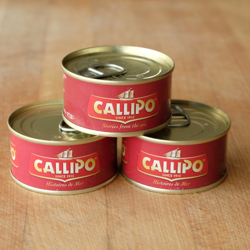 Callipo Tuna in Olive Oil (3 tins)