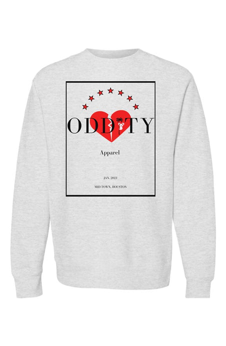 Oddity Heart Crewneck