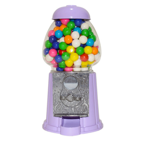 Gumball Dreams Classic Gumball Machine / Candy Dispenser - Light Purple