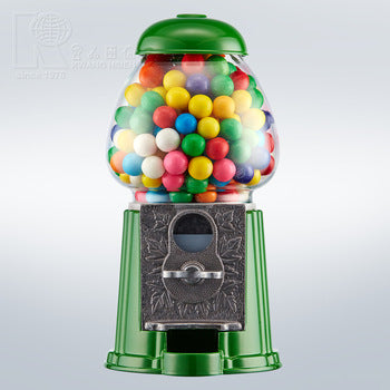 Gumball Dreams Classic Gumball Machine / Candy Dispenser - Green