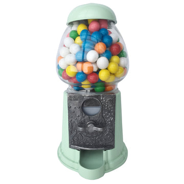Gumball Dreams Classic Gumball Machine / Candy Dispenser - Mint Green