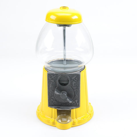 Gumball Dreams Classic Gumball Machine / Candy Dispenser - Yellow