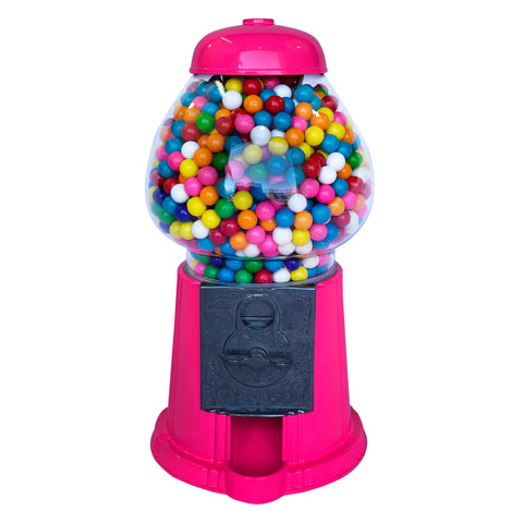 Gumball Dreams Classic Gumball Machine / Candy Dispenser - Hot Pink