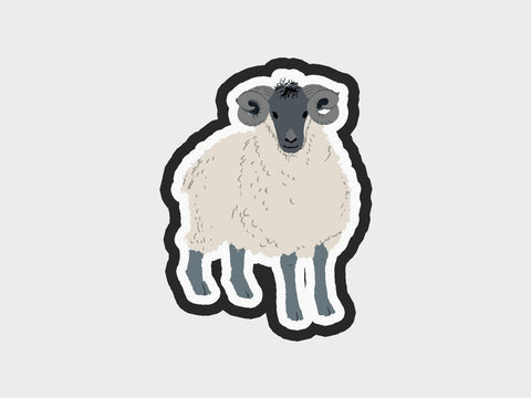Whimsical Sheep Ma. Cutter | Lg Whim. Pets Volume 1 Cutter