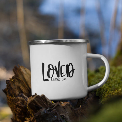 Loved Christian Word Vol. 1 Camp Mug
