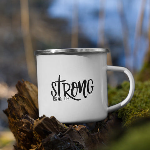 Strong Christian Word Vol. 1 Camp Mug