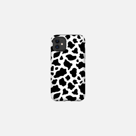 Cow Print Tough Case
