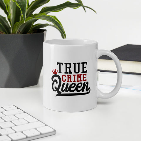 True Crime Queen True Crime Vol. 1 Mug