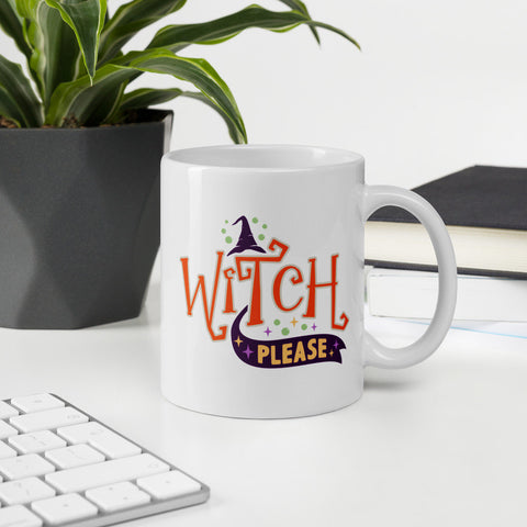 Witch Please Halloween Life Vol. 1 Mug