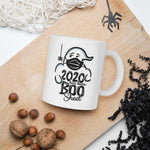 Ghost Mask 2020 Has Been Boo Sheet Ghost Boo Sheet Vol. 1 Ceramic Mug