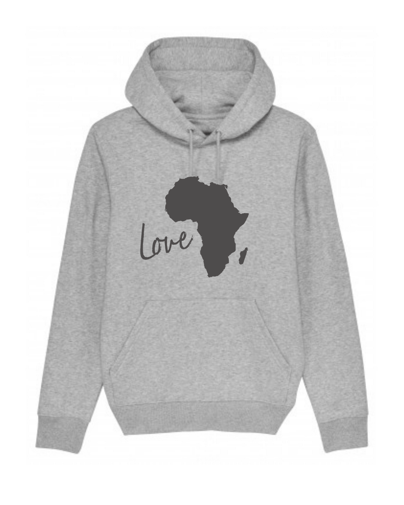 Load image into Gallery viewer, Love Africa Hoodie (Unisex)