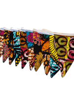 African Fabric Bunting - Limited Edition
