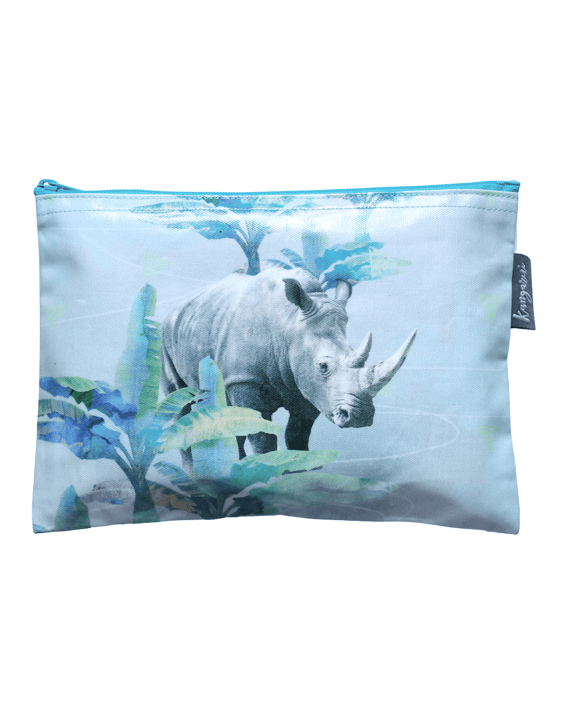 Load image into Gallery viewer, Holiday Rhino Pouch