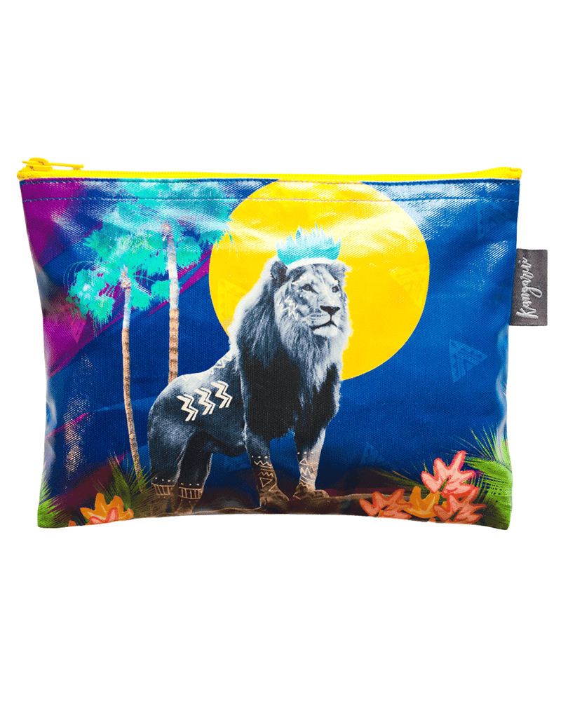 Load image into Gallery viewer, Stand Tall Simba Pouch
