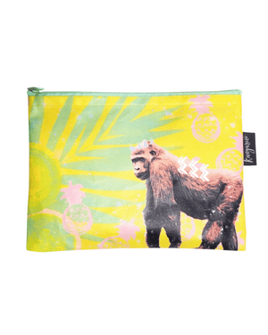 Load image into Gallery viewer, Tropical Gorilla Pouch