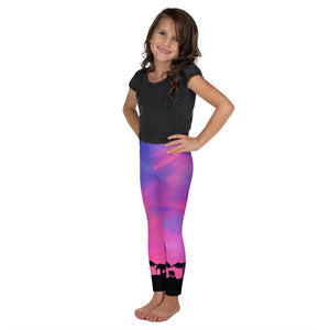Savanna Skies Kids Leggings (Age 18m - 7y)