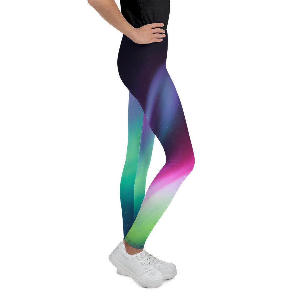 Aurora Youth Leggings (Age 7 - 14y)