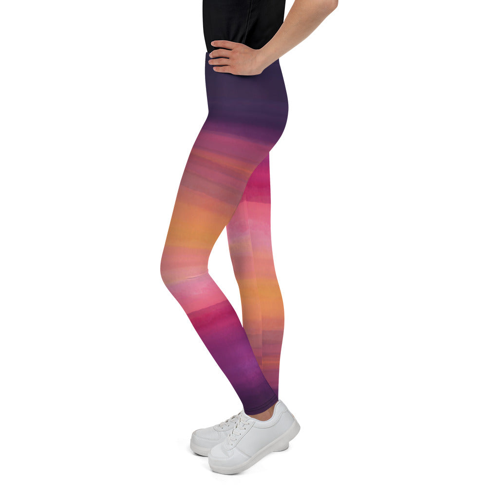 After the Storm Youth Leggings (Age 7 - 14y)