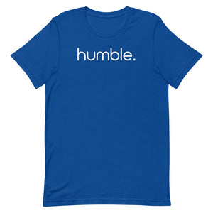 "Open image in slideshow, humble ""Republic Blue"" Tee"