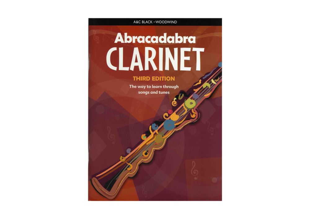 Abracadabra Clarinet Lesson Book